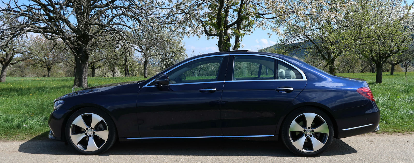 Mercedes E Foto: GillyBerlin, https://creativecommons.org/licenses/by/2.0/